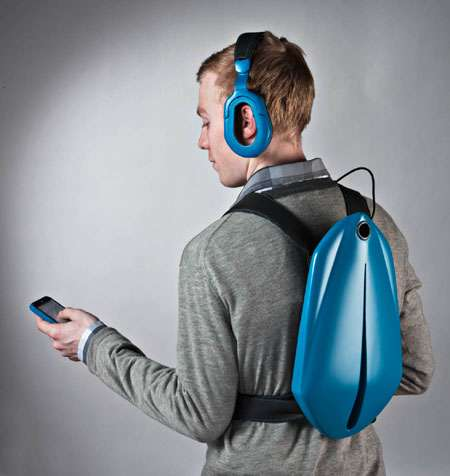 Headphone Backpacks