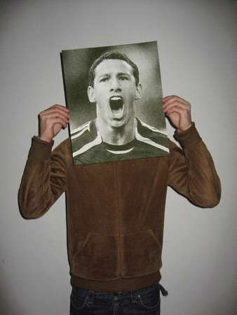 Freaky Faceless Photography