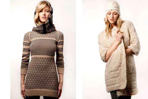 Andes-Inspired Sweaters