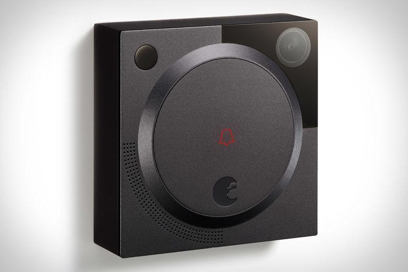 WiFi-Connected Doorbells
