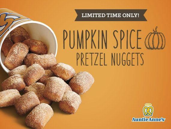 Festive Pumpkin Pretzels