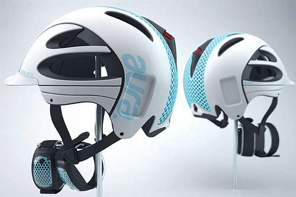 Aura Commuter Cycle Helmet