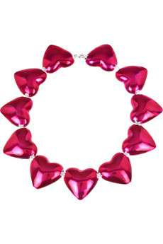 Aurelie Bidermanns Heart Necklace