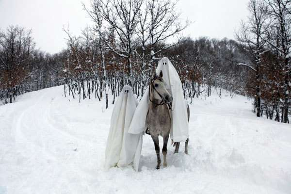 Ghost Twin Travelers