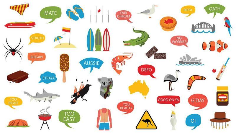 Australian Emoji Keyboards