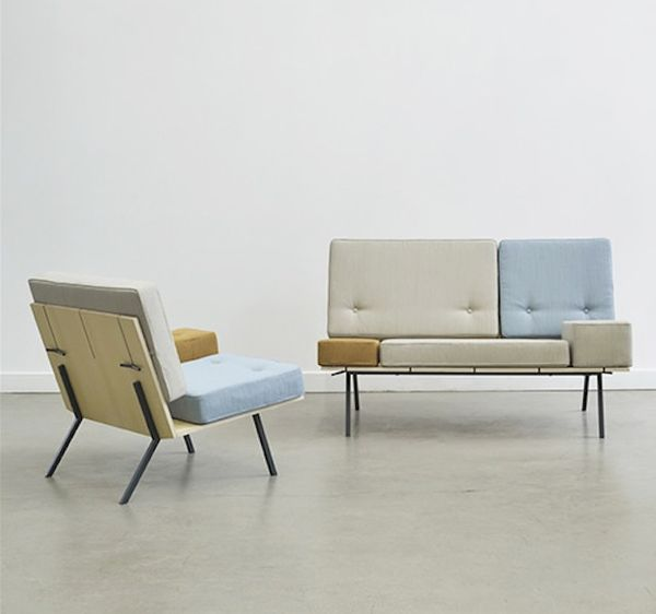 Mismatched Couch Cushions