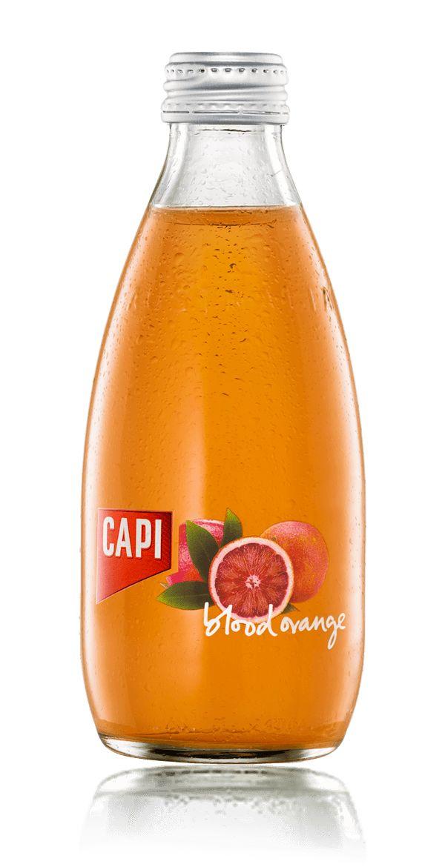 Preservative-Free Fruit Sodas