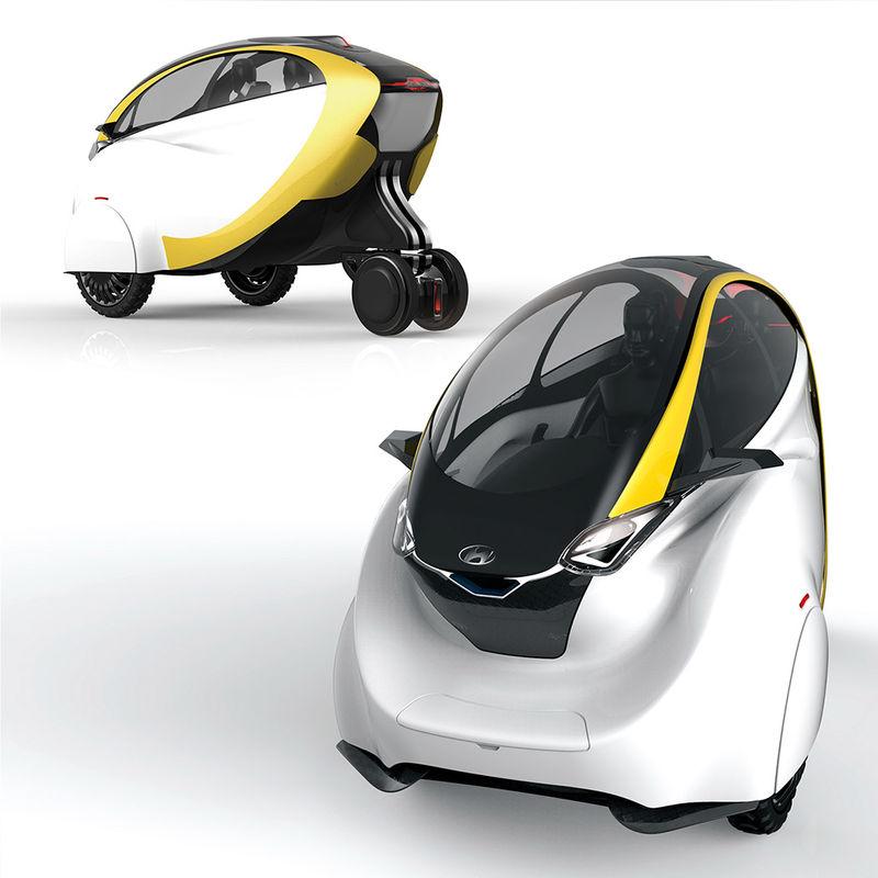 Mini Modern Metropolis Taxis