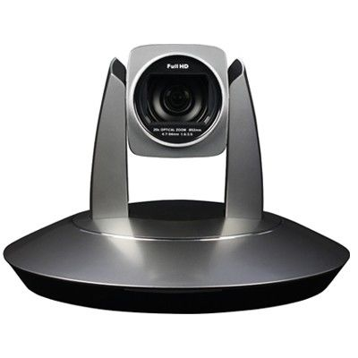 Presenter-Tracking Cameras