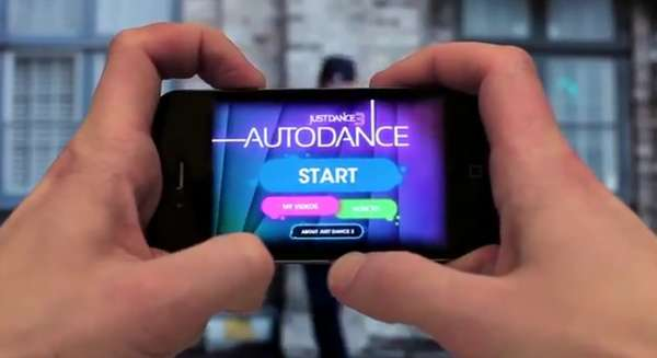 Dexterous Dance Apps