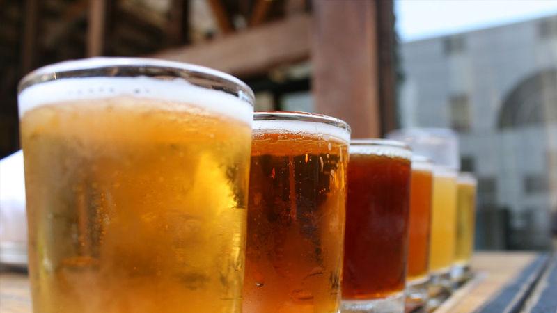Smartphone Beer Brewing