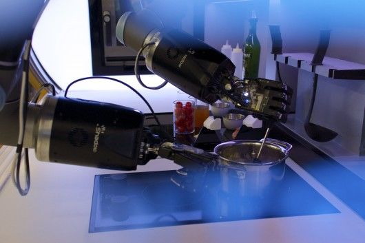 Robotically Automated Kitchens