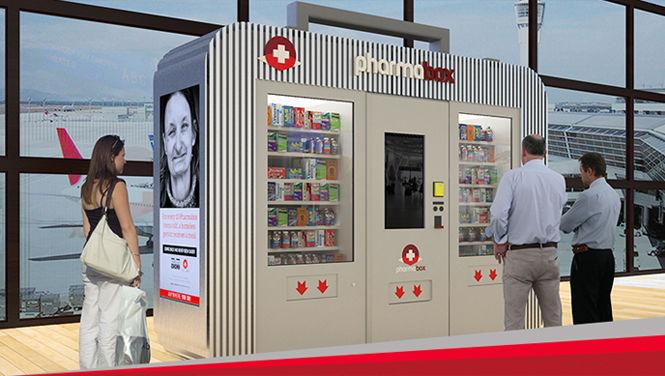Automated Pharmacy Kiosks