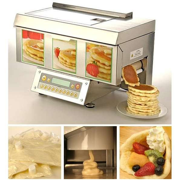 Automatic Pancake Machine