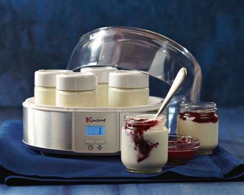 Homemade Yogurt Makers