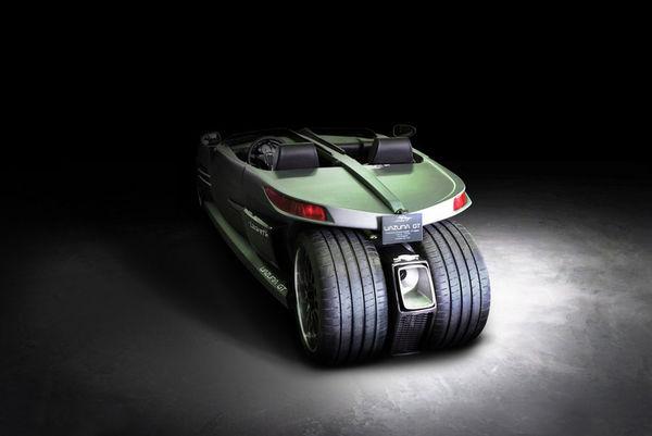 Bespoke Superhero Vehicles