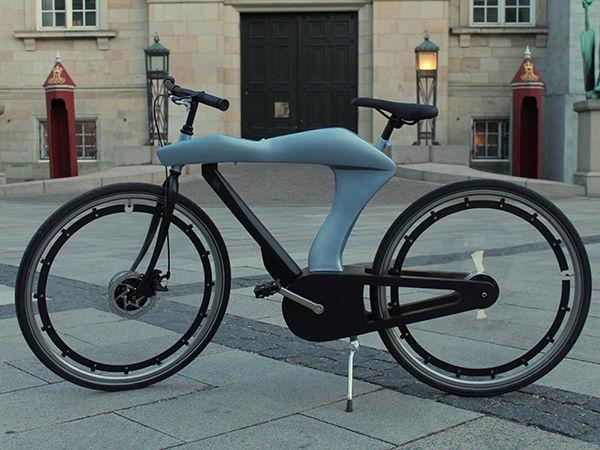 Automotive E-Bike Designs