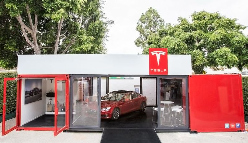 Pop-Up Auto Retailers