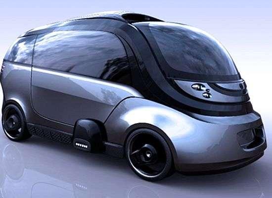 Driverless Sedans