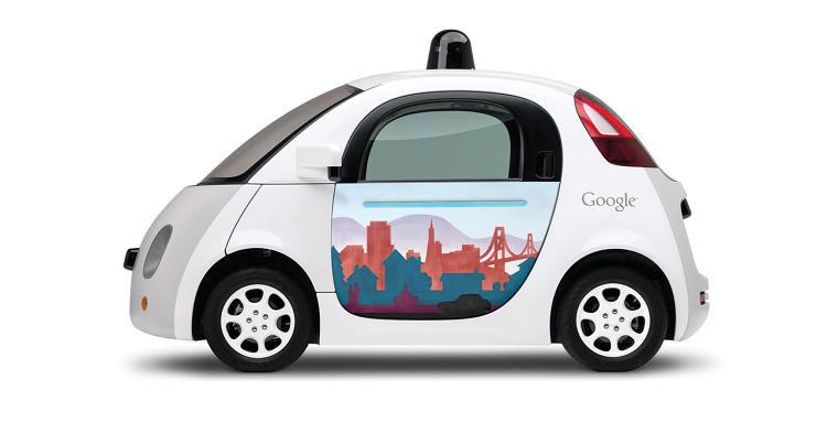 Doodled Autonomous Autos