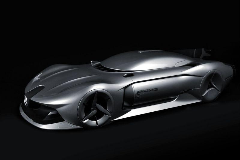 Sculpted Autonomous Car Vehicles