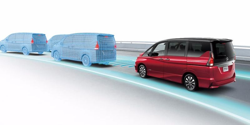 Autonomously Piloted Minivans