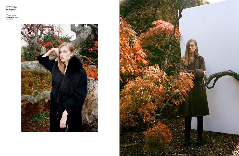 Captivating Autumn Editorials