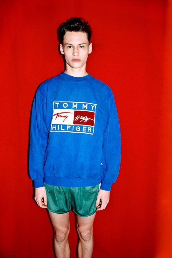 Eccentric 90s Sportswear