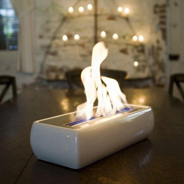 Slim Alternative Fireplaces Avani Slim Burner