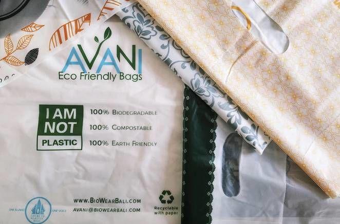 Dissolvable Eco Bags