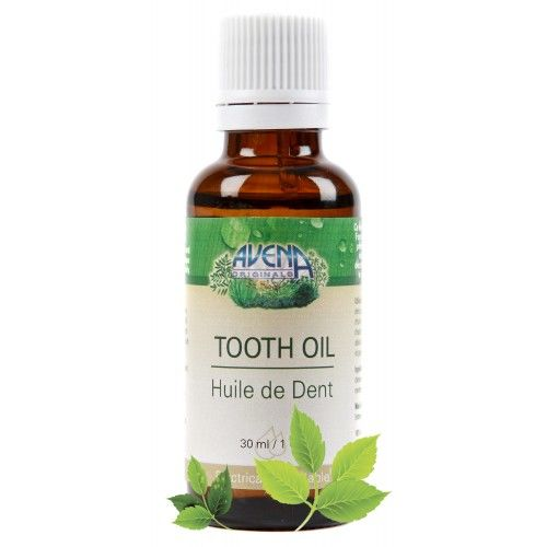 Natural Teeth-Cleaning Oils