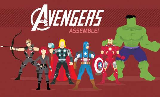 Superhero Costumes Avengers Superhero Costume Evolution