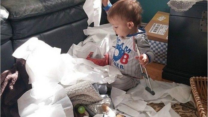 Problematic Parenting Photos