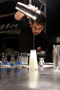 Molecular Martinis