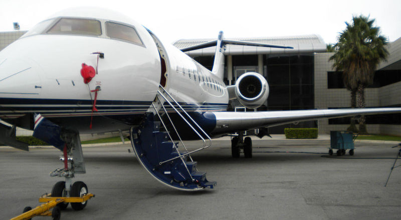 Luxury Aircraft Services