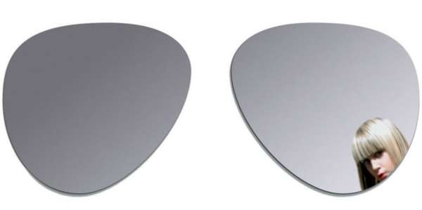 Sunglass-Inspired Reflectors