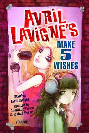 Avril Lavigne to Become Manga Cartoon