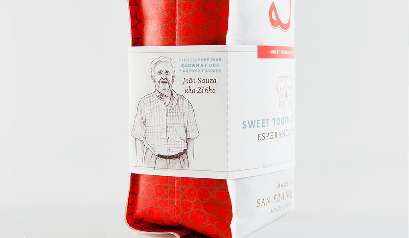Feel-Good Coffee Branding