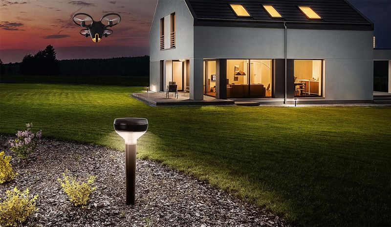 Drone Surveillance Security Systems
