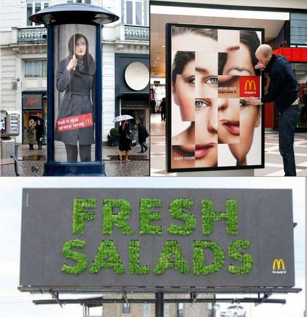 25 Awesome McDonalds Ads
