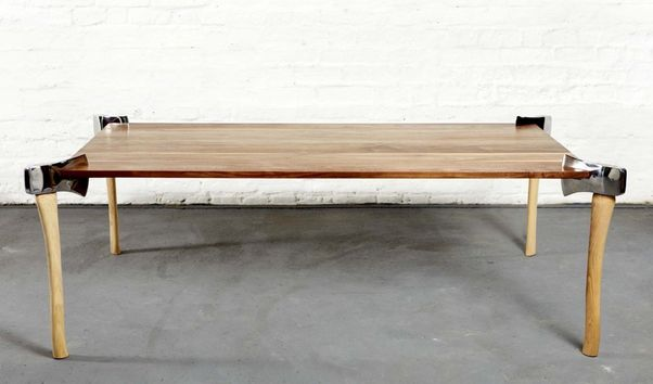 Woodsman Coffee Tables