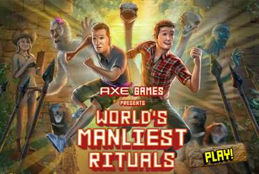 axe worlds manliest game