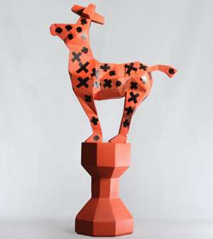 Quirky Modern Totems