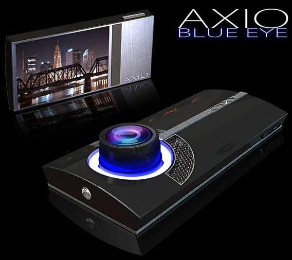 AXIO Blue Eye Camera