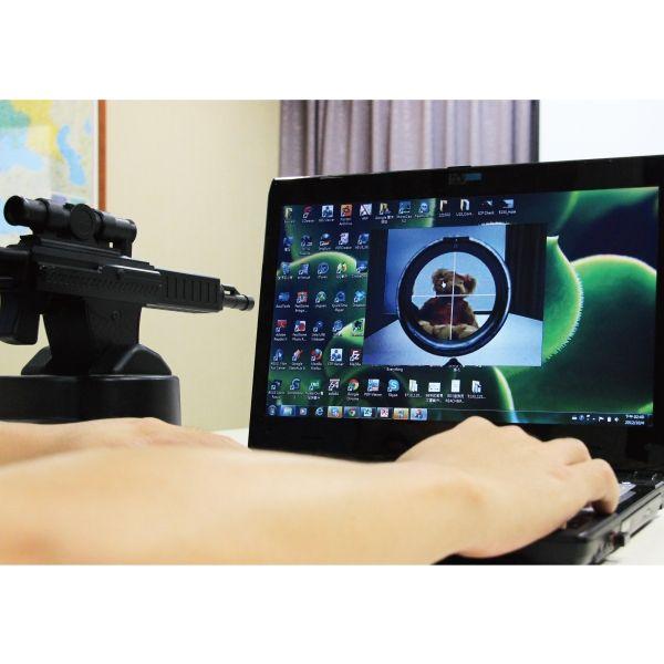 Leisure Laptop Firearms