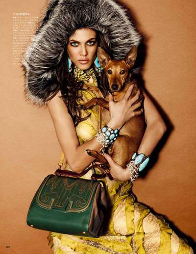 Petrified Puppy Editorials