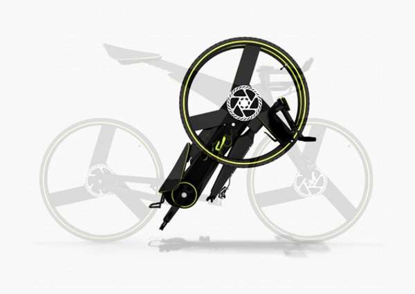 Razor-Thin Folding Cycles