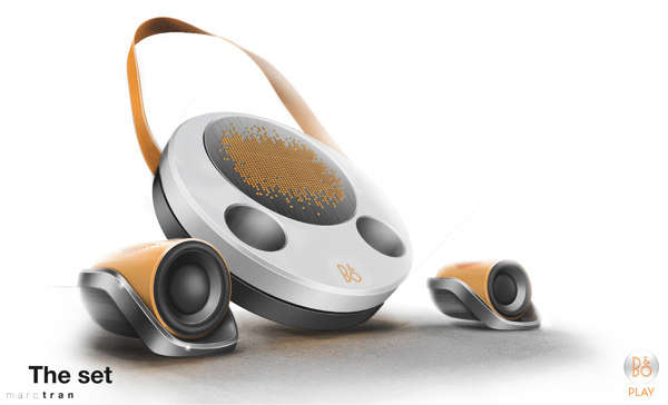 Portable Audio Amps