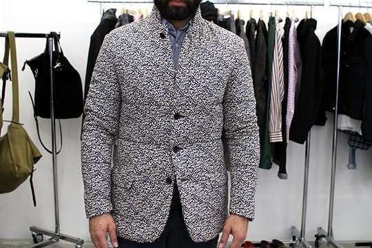 Floral-Patterned Menswear