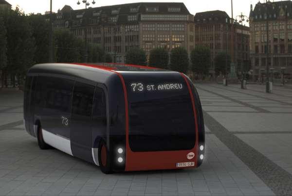 Hi-Tech Public Transit